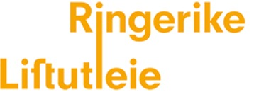 Ringerike Liftutleie AS logo