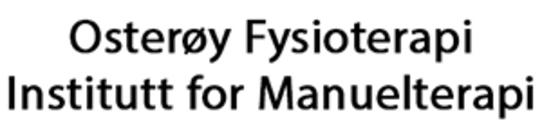 Osterøy Fysioterapi, Institutt for Manuellterapi DA logo