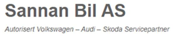 Sannan Bil AS logo