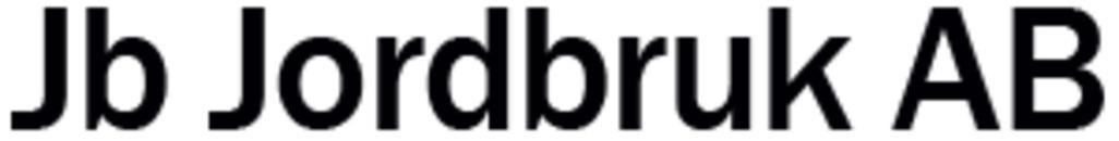 Jb Jordbruk AB logo