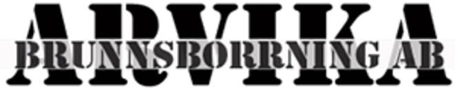 Arvika Brunnsborrning AB logo