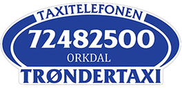 Orkdal Taxisentral AS logo