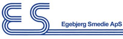 Egebjerg Smedie ApS logo