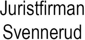 Juristfirman Svennerud logo