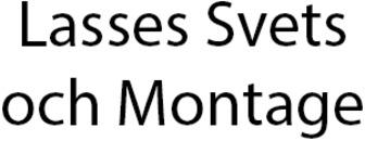 Lasses Svets och Montage logo
