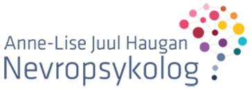 Nevropsykolog Anne-Lise Juul Haugan logo