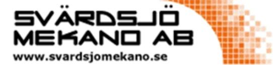 Svärdsjö Mekano AB logo