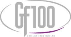 Grillby & F100 Rör AB logo