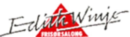 Winje Edith Frisør og Brudesalong logo