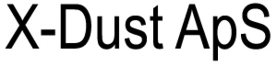 X-Dust ApS logo