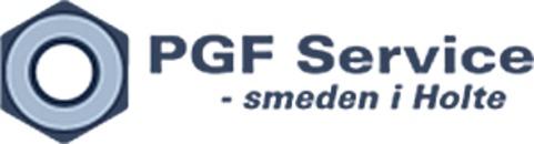 Pgf Service ApS logo