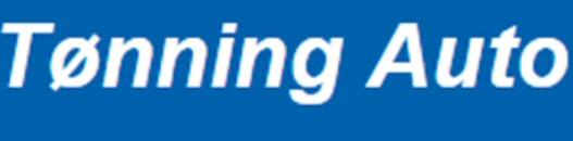 Tønning Auto ApS logo