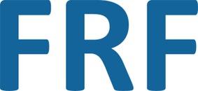Filmproducenternas Rättighetsförening, FRF logo