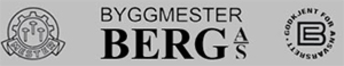 Byggmester Berg AS logo
