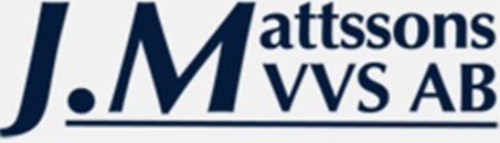 J. Mattssons VVS AB logo