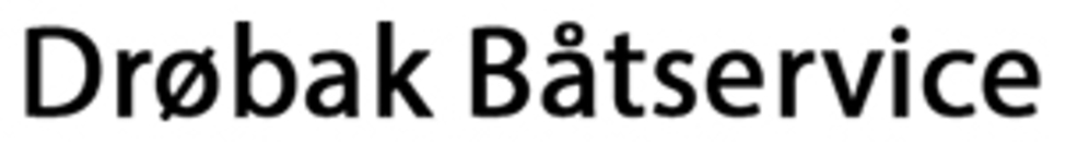 Drøbak Båtservice AS logo