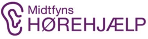 Midtfyns Hørehjælp logo