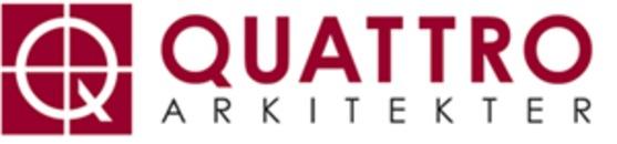Quattro Arkitekter A/S logo