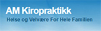 Am Kiropraktikk AS logo