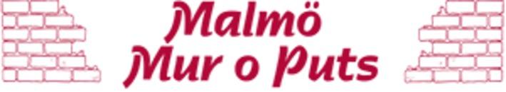 Malmö Mur o Puts AB logo