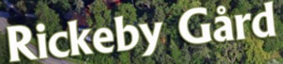 Rickeby Gård logo