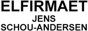 Elfirmaet Jens Schou-Andersen A/S logo