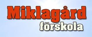 Miklagårds Förskola logo