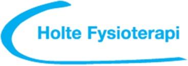 Holte Fysioterapi logo