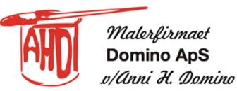 Malerfirmaet Domino ApS logo