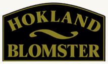 Hokland Blomster AS logo