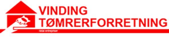 Vinding Tømrerforretning logo