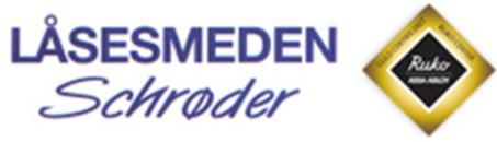 Låsesmeden Schrøder ApS logo