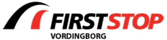 First Stop Vordingborg logo