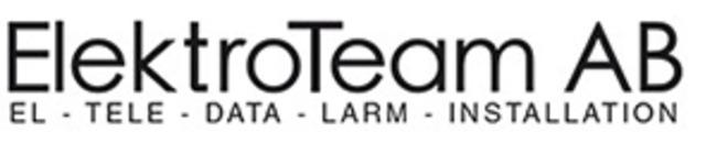 Elektro Team AB logo