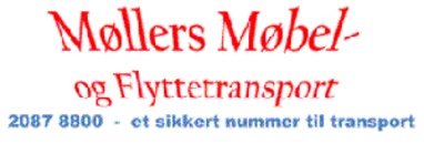 Møllers Møbel- og Flyttetransport logo
