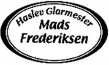 Haslev Glarmester logo