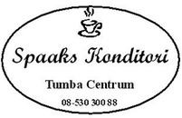 Spaaks Konditori logo