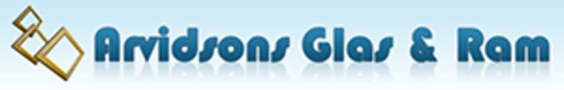 Arvidsons Glas & Ram AB logo