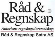 Råd & Regnskap Sotra AS logo
