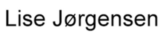 Lise Jørgensen logo