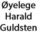 Øyelege Harald Guldsten logo