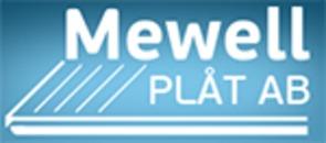 Mewell Plåt AB logo