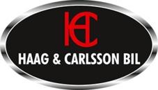Haag & Carlsson Bil AB logo