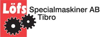 Löfs Specialmaskiner AB logo