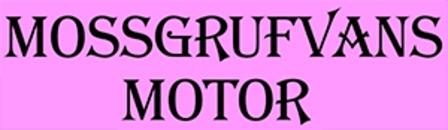 Mossgruveskroten Mossgrufvans Motor logo