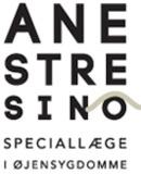 Speciallæge i Øjensygdomme v/ Ane Stresino logo
