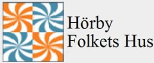 Hörby Folkets-Husförening U P A logo