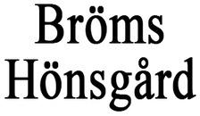 Bröms Hönsgård logo