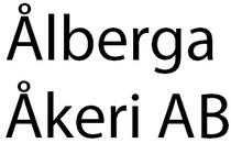 Ålberga Åkeri AB logo