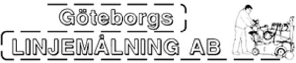 Göteborgs Linjemålning AB logo